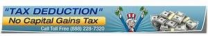 NO Capital Gains Taxes - Charitable Tax Deduction - Donate ...