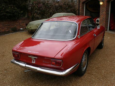 Restored, 2 Owners, 1967 Alfa Romeo Giulia Sprint Gt 1600