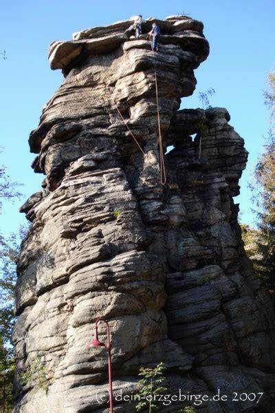 greifensteine bei geyer erzgebirge sachsen