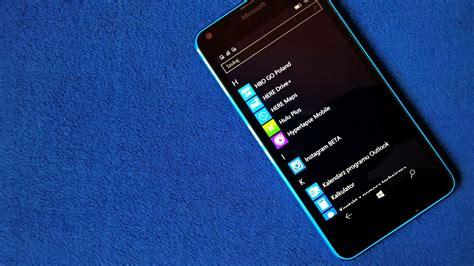 sprawdzamy windows 10 mobile na lumii 640 antyweb