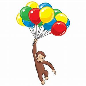 Happy 75th Birthday, Curious George! - Little Lake County