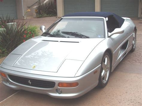One of the most important ferrari f355 specs is inside the chassis of the f355 spider. 1999 Used Ferrari F355 Spider F1 at Sports Car Company, Inc. Serving La Jolla, IID 1946149