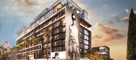 west hollywood boutique hotel pendry hotels resorts