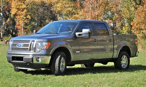 Ford F150 Ecoboost 0-60 Times