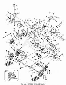 Troy Bilt 31am73r3766 Storm Tracker 2690  2012  Parts