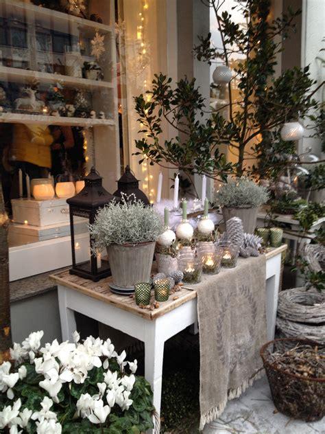 weihnachtsausstellung  der butik blooms inspiration