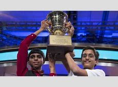 IndianAmericans boys declared cochampions of Spelling
