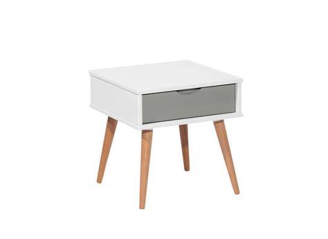 chaise bureau maison du monde table de chevet scandinave achatdesign
