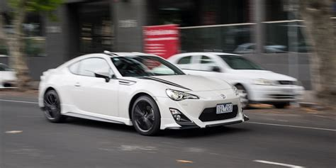 Review Toyota 86 by 2016 Toyota 86 Blackline Edition Review Caradvice