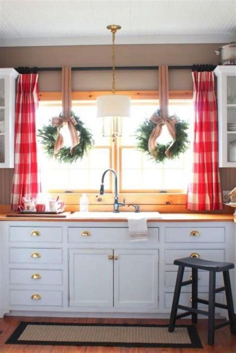curtain ideas for kitchen 30 kitchen window treatment ideas for decoration