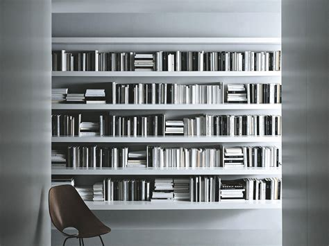 porro libreria slider bookcase shelving from porro architonic