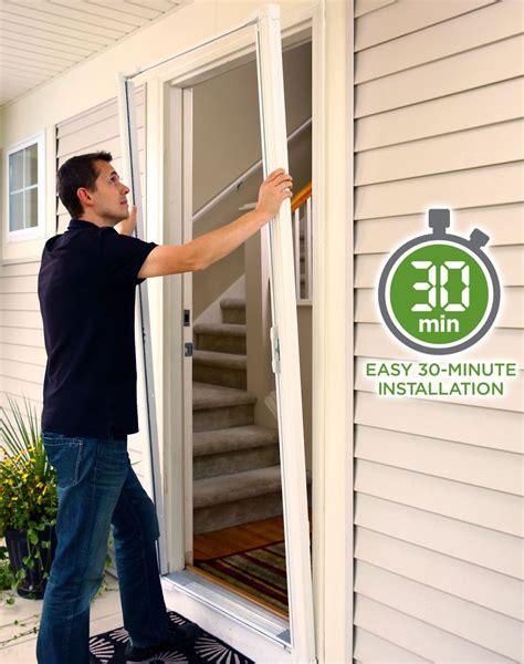 1000 ideas about retractable screen door on