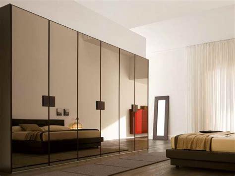 Beautiful Mirror Wardrobe Design And Types