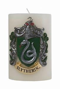 Bougie Harry Potter : shopforgeek harry potter bougie xl 15x10 cm slytherin 0818598020412 harry potter ~ Melissatoandfro.com Idées de Décoration