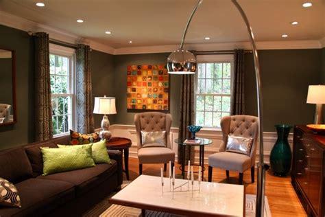 lampe salon confort maximal dans espace  idees sympas