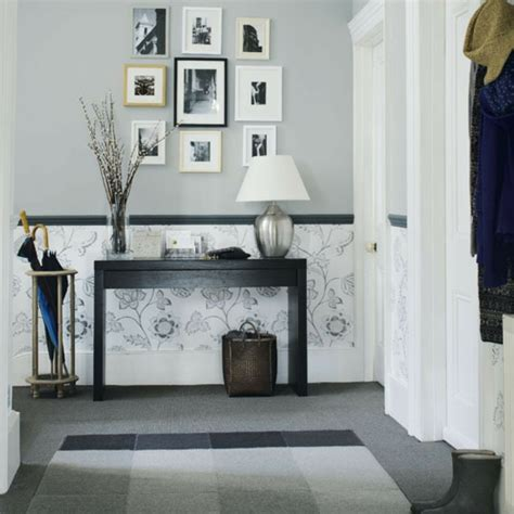 moderne teppich modernen flur gestalten 80 inspirierende ideen