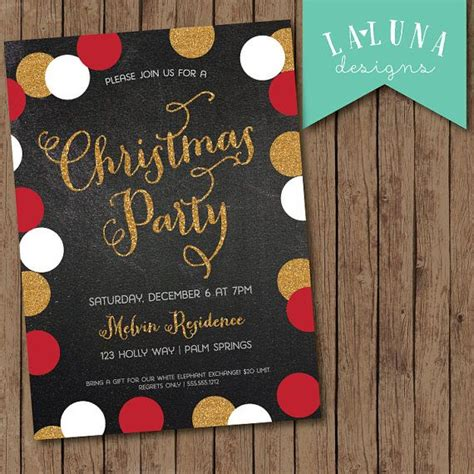 christmas party announcement for work best 25 invitations ideas on invitations diy