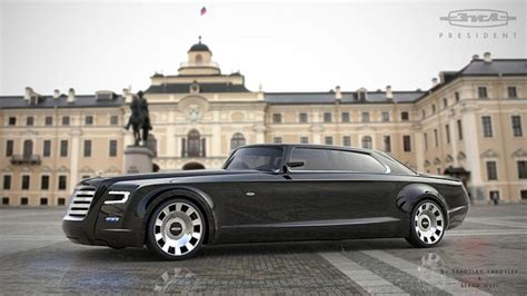 New Limo by Should This Be Putin S New Limo