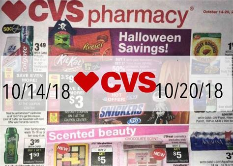 Cvs Sales by Cvs Archives 187 Here S Your Savings