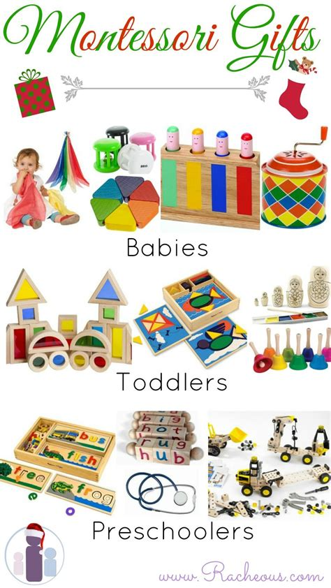 montessori gifts for babies toddlers and preschoolers 522 | 6040578256a3b573bee5b927466d0cda