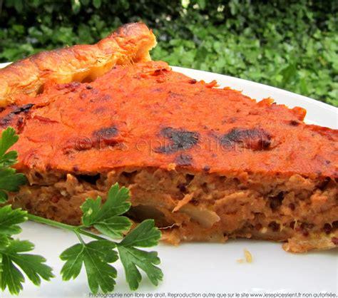 appareil pour cuisiner tarte au thon et à la tomate facile à préparer les