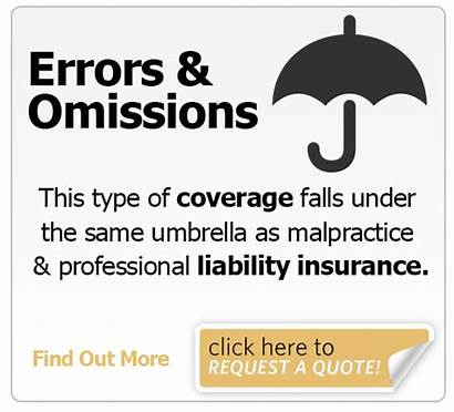 Insurance Errors Quote Omissions Request