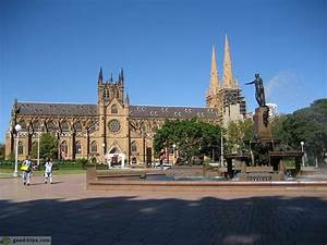 Sydney - St Mary's Cathedral