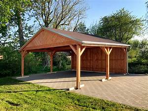 Carport Aus Holz : carport aus holz projekte3 001 carports aus polen ~ Orissabook.com Haus und Dekorationen