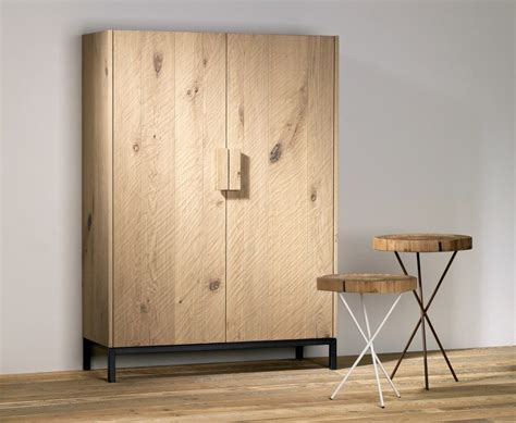 stanza armadi guardaroba essence wood armadio in legno rovere furniture nel