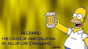 Homer Simpson B... Simpson Drunk Quotes