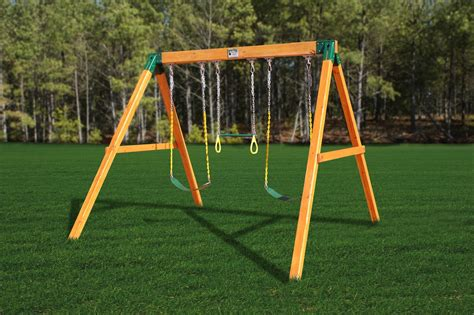 Swings Sets by Playgrounds Net July 2012