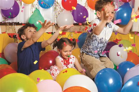 Kids Party Ideas Celebrate Your Kid's Birthday In A