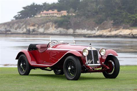 1930 Alfa Romeo 6c 1750 Gran Sport Gallery