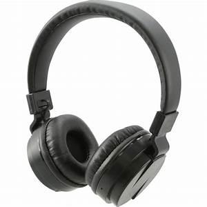 iLive Bluetooth Wireless Headphone, Black-IAHB6B - The ...  Headphone