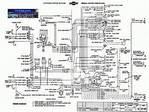 57 Chevy Headlight Switch Diagram Wiring Schematic