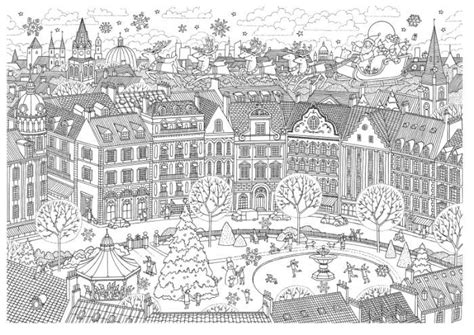 pin  stacy mishina  coloring pages art colorful pictures christmas coloring pages