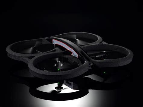 parrot ardrone  wi fi quadricopter