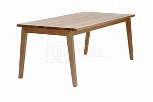 Replica carl hanson sh900 extendable dining table for Dining table s brisbane