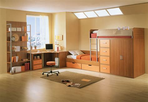 Room Study For Kids-home Decorating Ideas