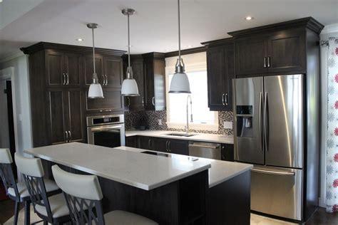cuisine erable armoire de cuisine en bois erable maison moderne