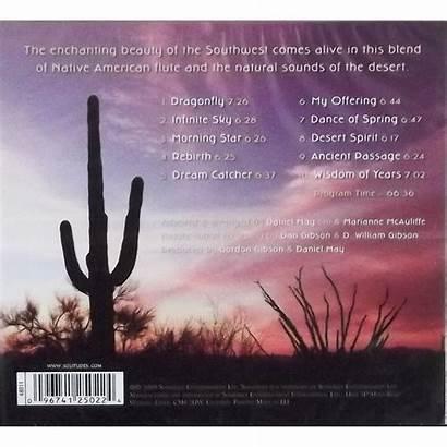 Solitudes Spirit Cd Desert Daniel Mcauliffe Marianne