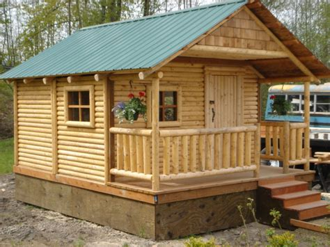 Garden State Lumber by Mr Cabin Affordable Mini Cabin