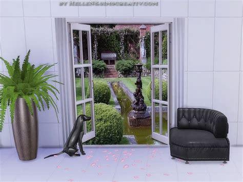sims creativ painting open windows  hellen sims