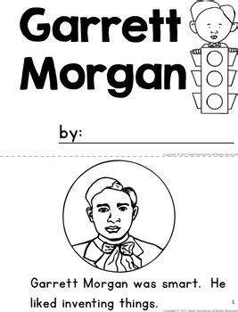 garrett black history simple reading activity for