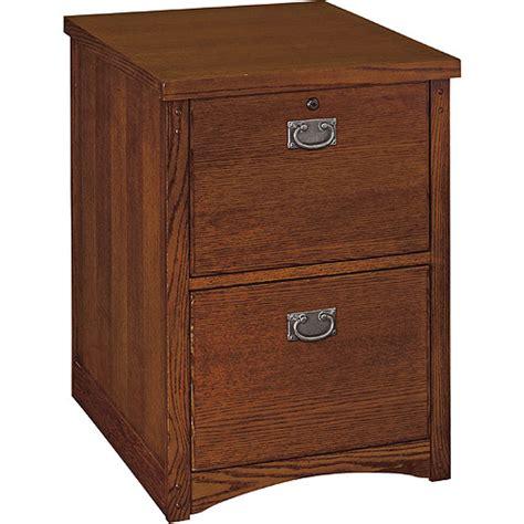 mission file cabinet 4 mission 2 drawer vertical file cabinet oak walmart com