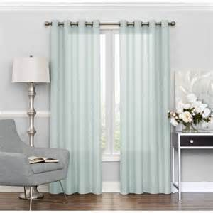 eclipse liberty light filtering sheer curtain walmart