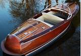 Pictures of Timber Speed Boats For Sale
