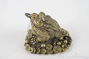 Feng Shui Frosch : feng shui frosch stockbild bild 6695151 ~ Sanjose-hotels-ca.com Haus und Dekorationen