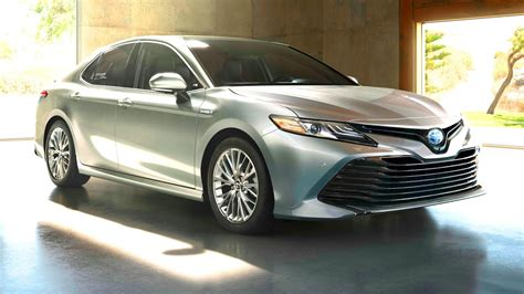 2018 Toyota Camry Le And Xle / All-new