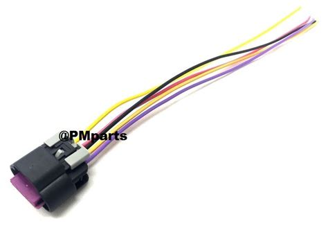 Gm Maf Wiring by Gm 5 Wire Maf Sensor Wiring Connector Pigtail Corvette Ls1